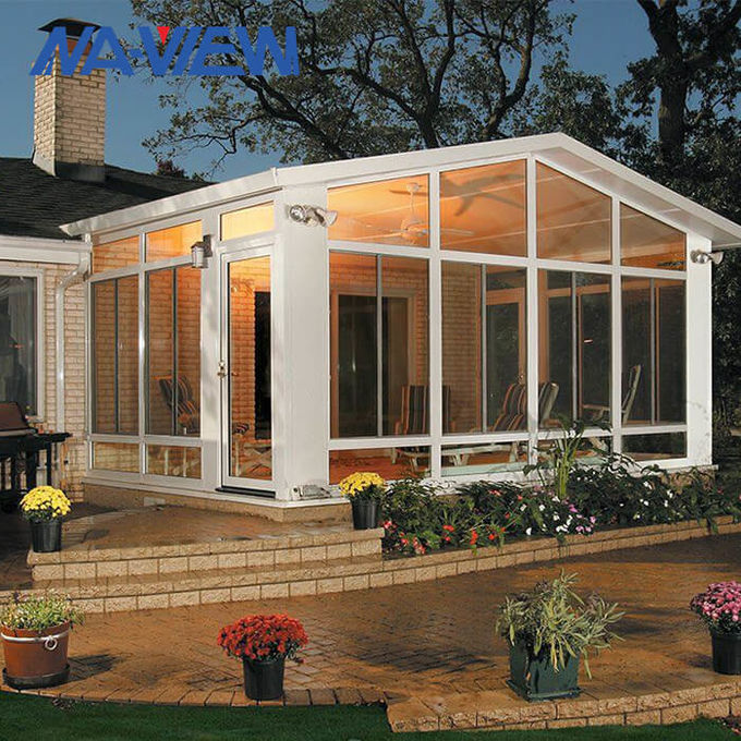 Prefabricated Enclosing A Screened Porch With Glass For ...